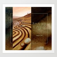 The Plough Art Print