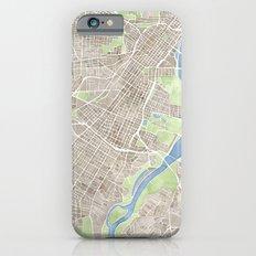 Richmond Virginia City Map Slim Case iPhone 6s