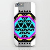 ::: Octagonal ::: iPhone 6 Slim Case
