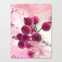 Merry Christmas ! Canvas Print