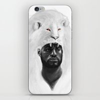 THE LION KING iPhone & iPod Skin