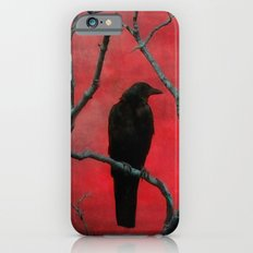 The Color Red iPhone 6s Slim Case