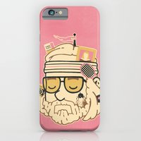 iPhone & iPod Case featuring The Baumer by Derek Eads