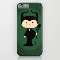 iPhone & iPod Case featuring Dark Fairy by Sombras Blancas Art & Design