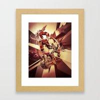RAD ii Framed Art Print