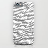 iPhone & iPod Case featuring Righe by C I M B A