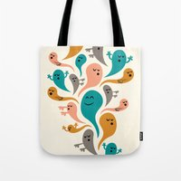 Dead Man's Party Tote Bag