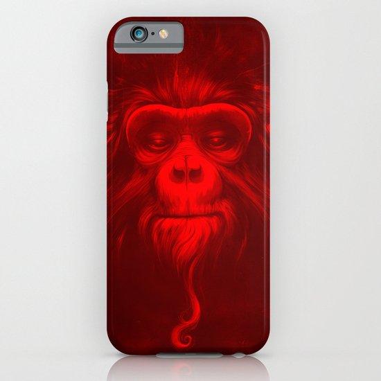 Twelfth Monkey iPhone & iPod Case
