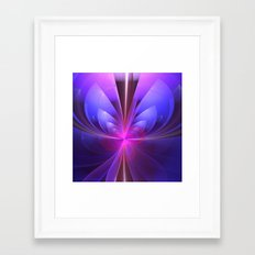 Angel dream Framed Art Print