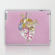 my heart is real Laptop & iPad Skin