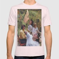 Sisters Mens Fitted Tee Light Pink SMALL