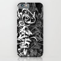 "iPhone & iPod Case featuring 3D GRAFFITI - PHRASE by ""ondbiqp"""