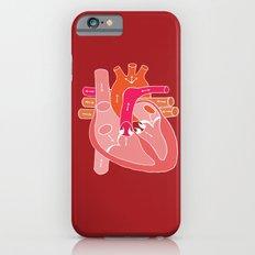 Heart Diagram iPhone 6s Slim Case