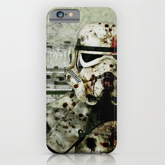Imperial Walking Dead iPhone & iPod Case