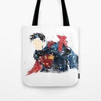$uperman Tote Bag