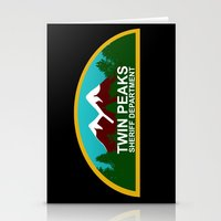 Twin Peaks: Twin Peaks Sheriff's Department Stationery Cards