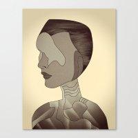 W.I. Canvas Print