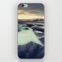 Subtle Sunset Light iPhone & iPod Skin