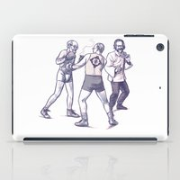 Freud, Jung, And Watts, … iPad Case