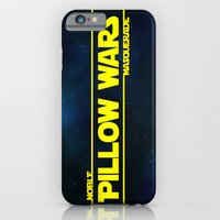 Pillow Wars iPhone 6 Slim Case