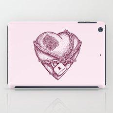 My Locked Heart iPad Case