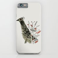 iPhone & iPod Case featuring Gamebird by Linette No