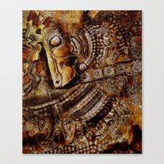Persia Canvas Print