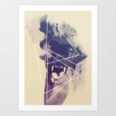 HERLEO Art Print