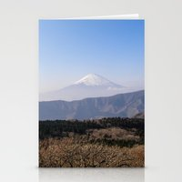 Fujisan Stationery Cards