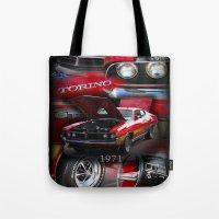 Torino GT Tote Bag
