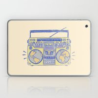 Make The World Dance Laptop & iPad Skin
