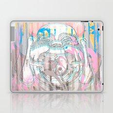 Buddha-Love & Butterfly Laptop & iPad Skin