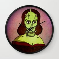 Prophets Of Fiction - Ma… Wall Clock