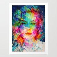 W1 Art Print
