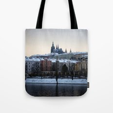 Prague Castle Tote Bag