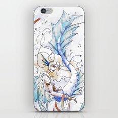 Sirène iPhone & iPod Skin