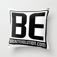 The Logo Throw Pillow