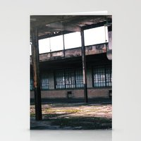 Echos Of Industry Stationery Cards