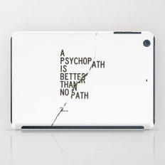 Psychopath iPad Case