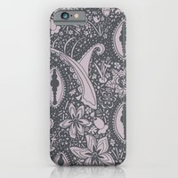 iPhone & iPod Case featuring Louise 3 by Ellie And Ada