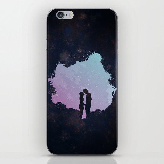 Edge of the Moonlight iPhone & iPod Skin