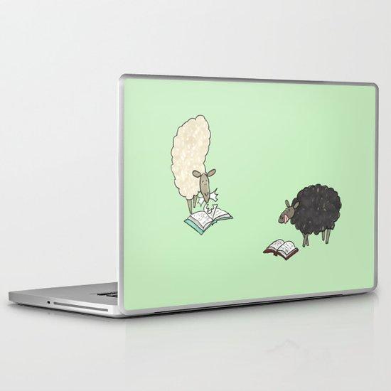 Hungry Sheep Laptop & iPad Skin
