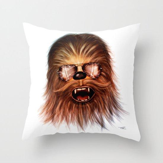 STAR WARS CHEWBACCA Throw Pillow