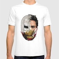 T-shirt featuring Iron M by S2lart