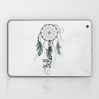 Poetic Key of Dreams Laptop & iPad Skin