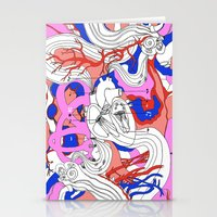 Musical Heart Stationery Cards