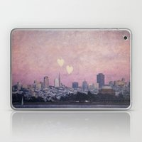 Where We Left Our Hearts Laptop & iPad Skin
