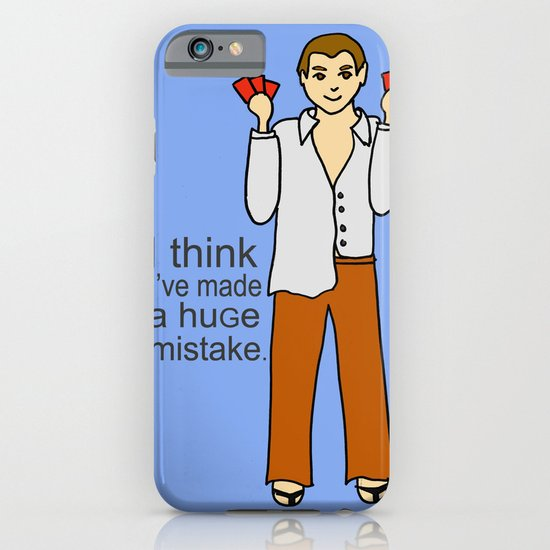 GOB Bluth iPhone & iPod Case