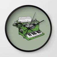 The Composition - G. Wall Clock