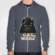Cat Fener  Hoody